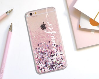 iphone 8 plus etsyholographic moving glitter phone case iphone 7 case iphone 8 iphone 8 plus iphone x iphone xs max phone cases monogram personalized gift