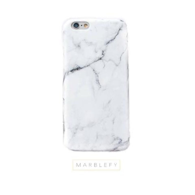 huge discount bac46 7992e Marble iPhone Case White Marble Phone Case Classic Marble iPhone 6 case,  iphone 6 plus case, iphone 7, iphone 7 plus ,8, 8plus, iphone x