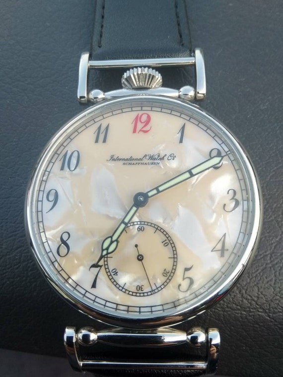 Wristwatch men's watch copy antique watch retro wa