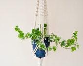 Natural Cording Macrame Plant Hanger House Plant Hanger Gift for Plant Lover
