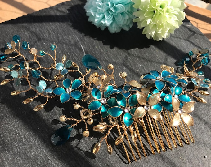"Featured listing image: Headdress ""Loida"""