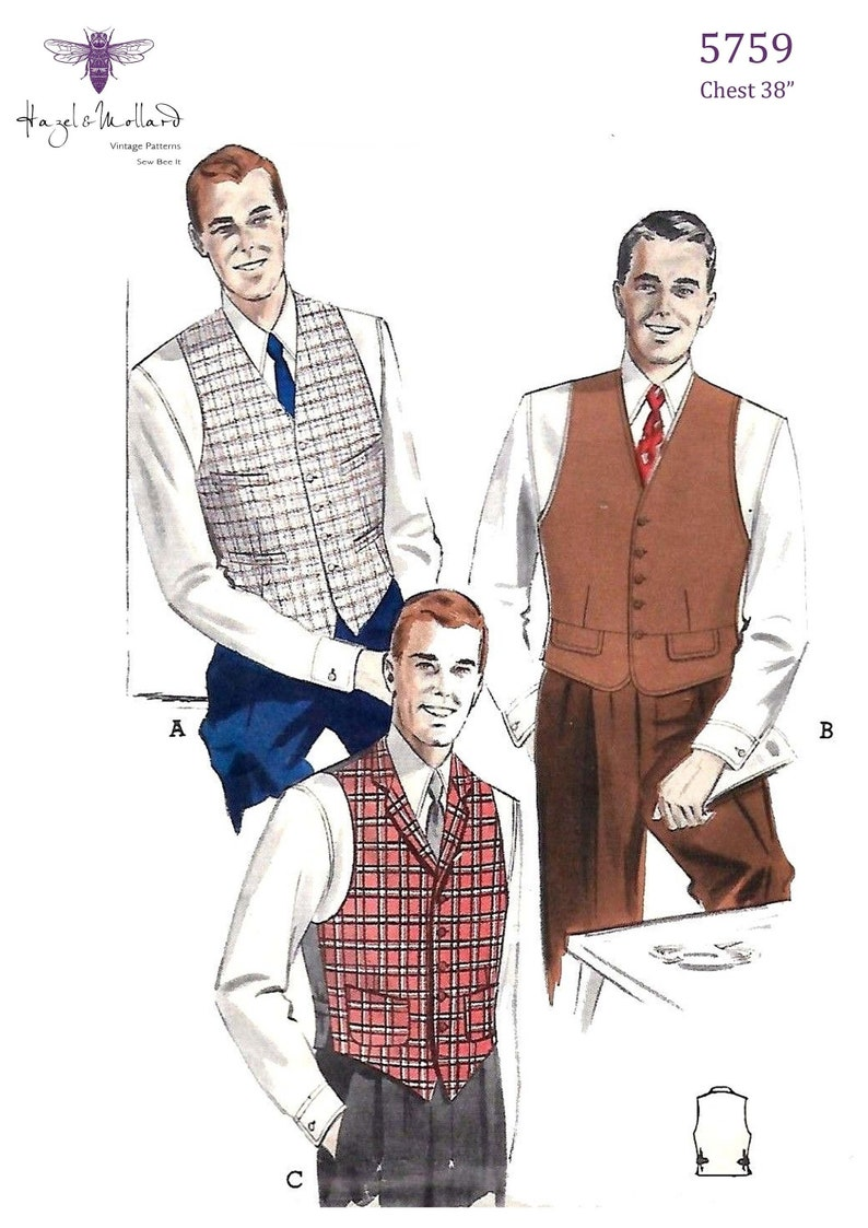 """1950s Sewing Patterns 