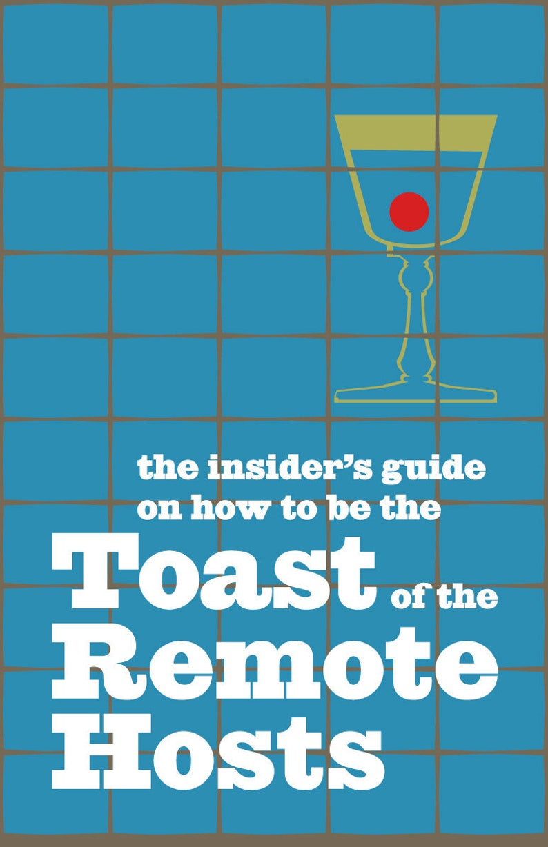 Do you want to be the Toast of the Remote Hosts Cure image 0