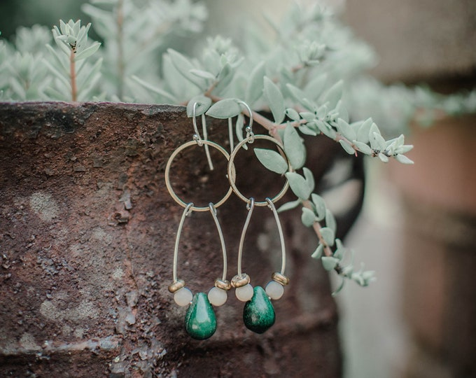 Featured listing image: Seashore Earrings