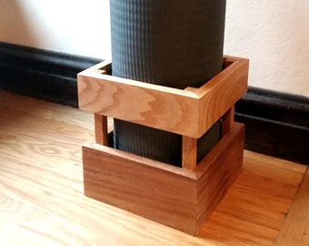 Yoga Mat Storage Etsy