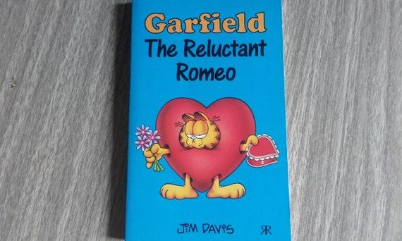 Garfield The Cat The Reluctant Romeo Jim Davis Vintage Cartoon Etsy