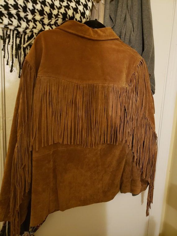 Fringe Jacket  Woman