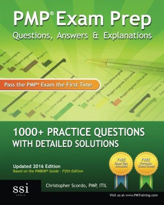 Pmp exam guide various owner manual guide pmp exam prep rh etsy com pmp exam prep questions answers explanations pmp exam prep online fandeluxe Choice Image