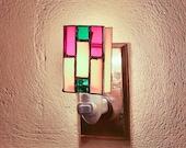 Prarie Style Nightlight - Inspired by Frank Lloyd Wright