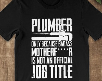 1ea95ec5 Funny Plumber Shirt Plus Sizes Up to 5XL Plumber Gifts - Funny Plumber  Hoodie - Plumbing Shirt and Mug - Unique Gift for Plumber Christmas