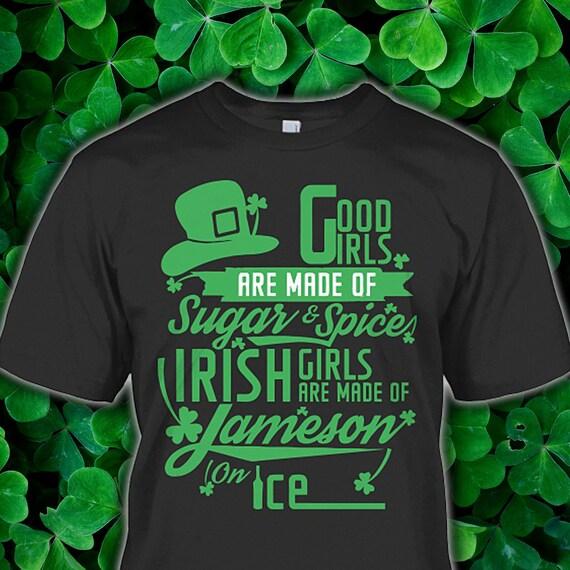 03d88758f Irish Tee St Patrick's Day Shirt for Fans Irish Gift | Etsy