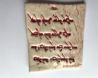 Elvish Tablet (706)