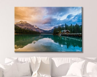 Emerald Lake #1