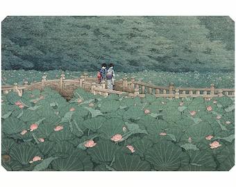 Poster A3 Shiba Japanese Print