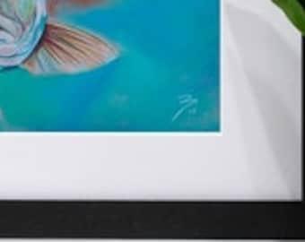 Redfish Pastel | Giclee Prints