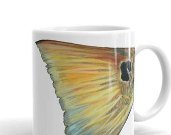 Redfish Tail Coffee Cup / Fish Mug / Kitchen Decor / Saltwater Inshore Fishing Ceramic Cups / Tarpon Snook Trout / The Bonnie Fly / Fish Art