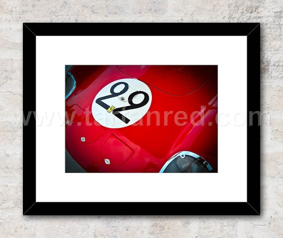 Ferrari 250 GTO, Photo / Print, Wall Art