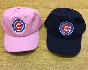 41f897fa5 Chicago Cubs Infant Cap, Chicago Cubs Baby Hat, Baby Boy Cubs Hat, Baby Girl  Cubs Hat