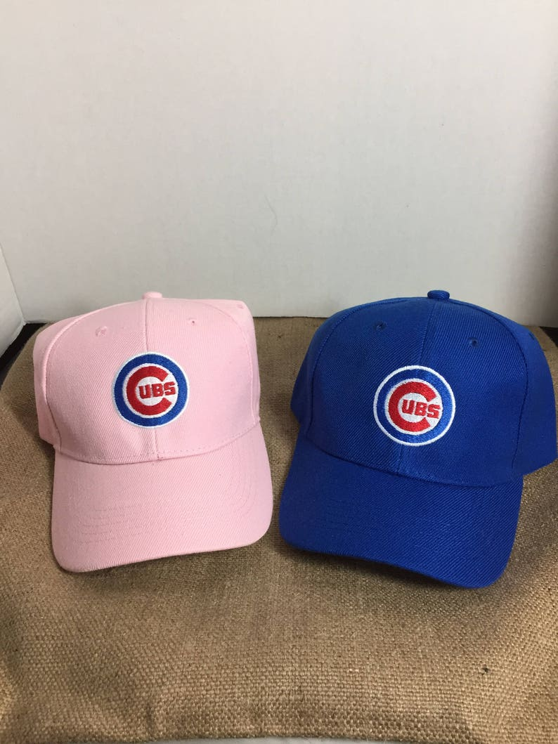 4af97b4db30 Chicago Cubs Youth baseball Hat Baseball cap with Cubs