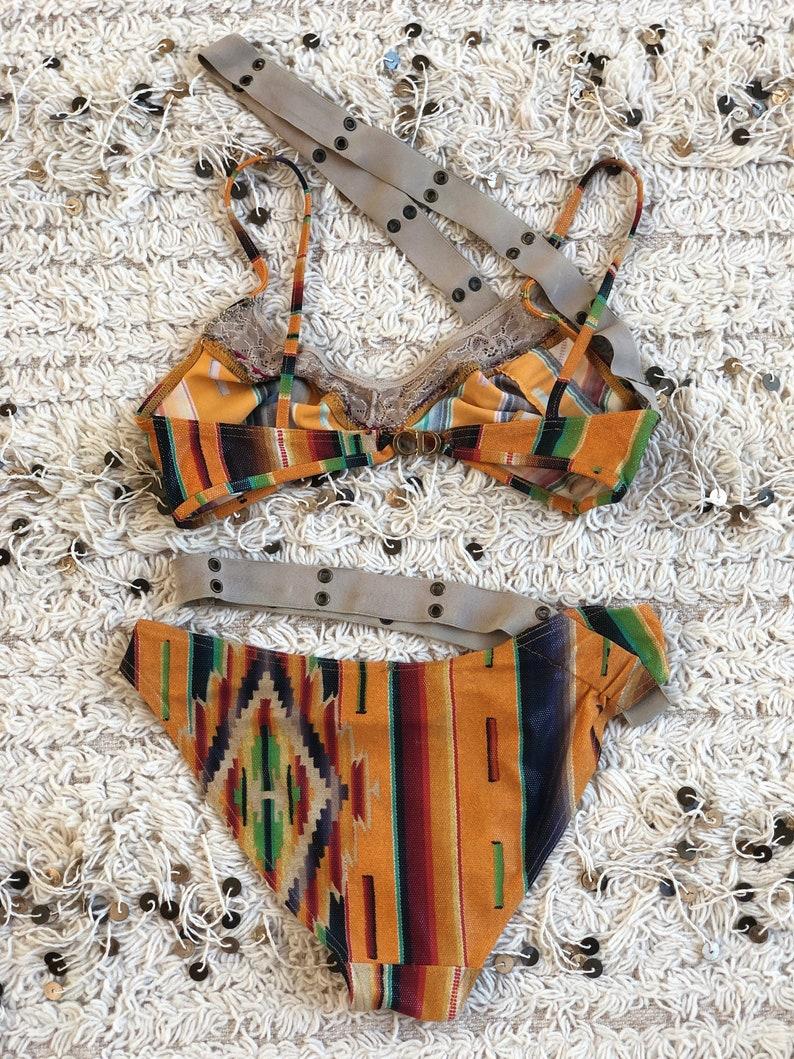 8e744f3364 Vintage 90's CHRISTIAN DIOR Super Rare Swimsuit Bikini | Etsy