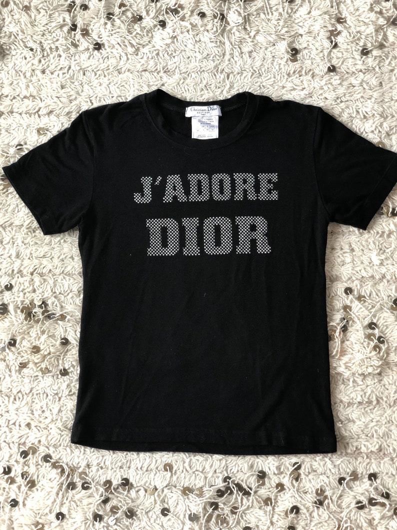 d96c8329a Vintage Christian Dior Paris J'Adore Dior The Latest | Etsy