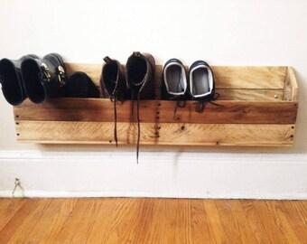 Custom Made Shoe Rack