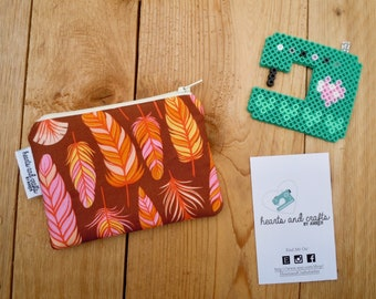 Coin Pouch, Credit Card Pouch, ID Pouch