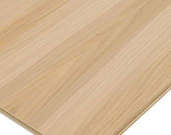 "3/4"" White Oak Plywood - Cut to size"