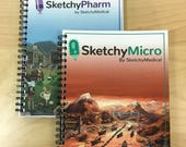 www sketchymedical store by SketchyMedical on Etsy