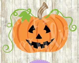 Halloween Jack O Lantern Multi Layer Color SVG PNG Dxf Clipart And Cut File For Heat Transfer Paper Crafts More