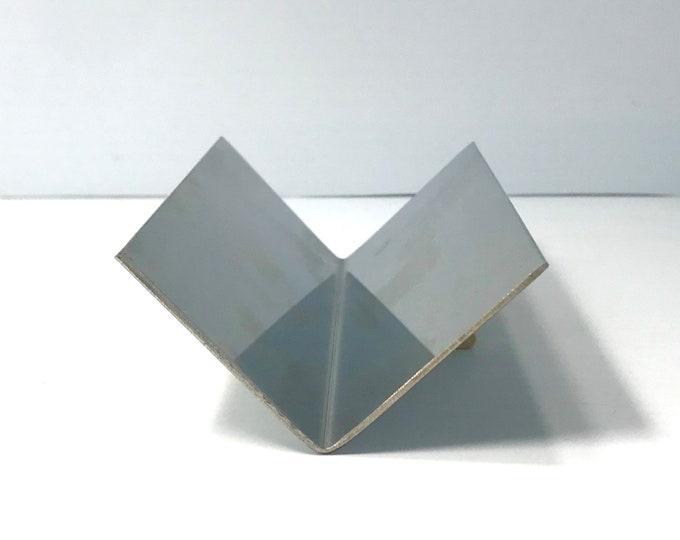 "Triangle Mold 6"" x 90 degree angle TM690"
