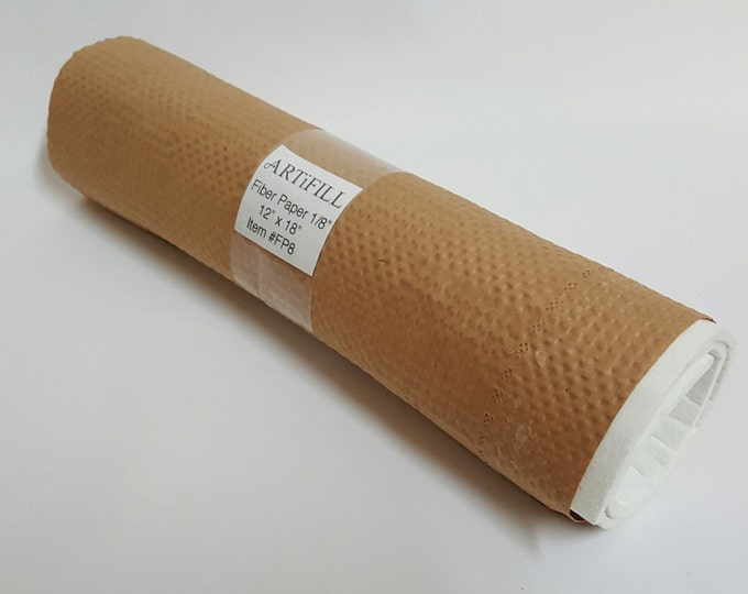 """Fiber Paper 1/8"""" #FP8"""