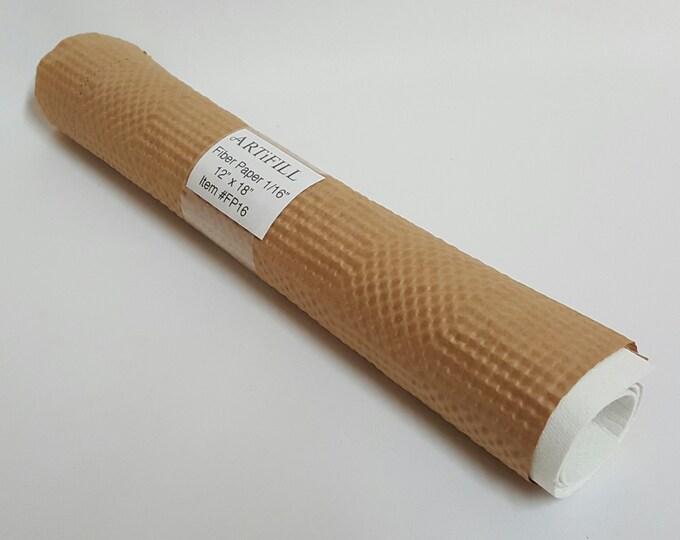"""Fiber Paper 1/16"""" #FP16"""