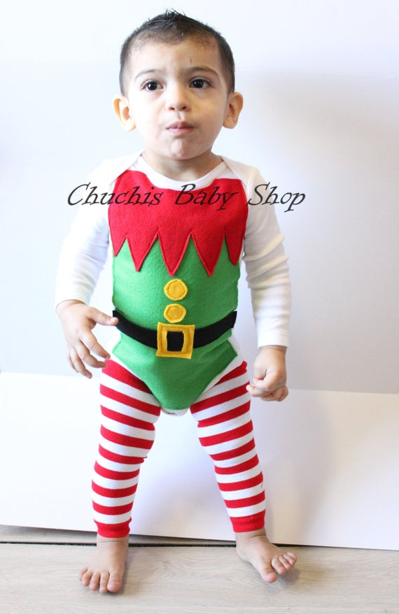 Baby Elf outfit Christmas Elf bodysuit with Leg warmers Baby Christmas  outfit baby Elf costume - Baby Elf Outfit Christmas Elf Bodysuit With Leg Warmers Baby Etsy