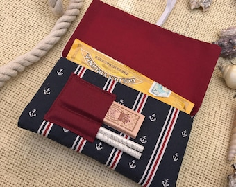Tobacco Pouch - Navy