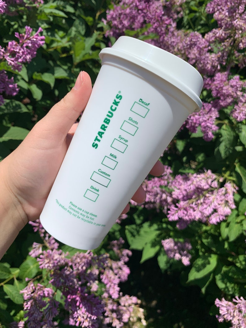 Bridesmaid Gifts Personalized Starbucks Coffee Cup with Name and Logo WrapWedding Party GiftsGifts for Bridesmaids Wedding Gift