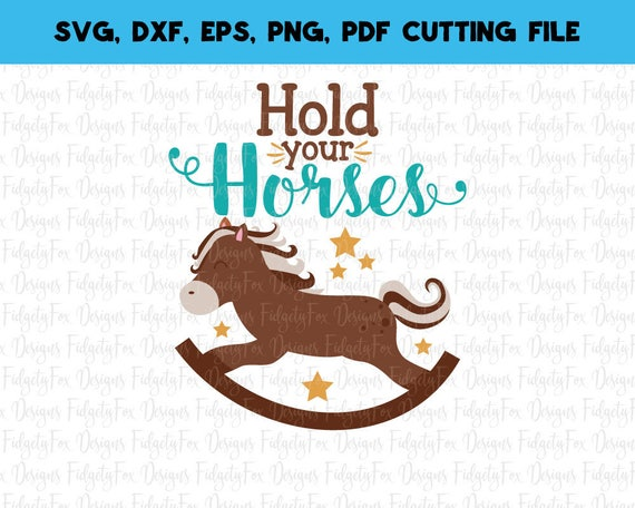 Cowboy Svg Dxf Eps Png Files For Cutting Machines Cameo Or Etsy