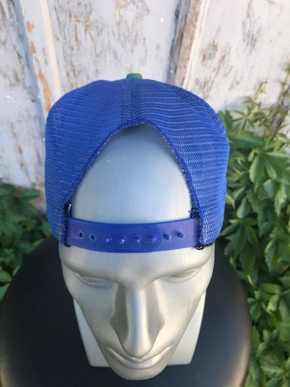 80s SEAHAWKS Hat / Vintage New Era NFL Football S… - image 5