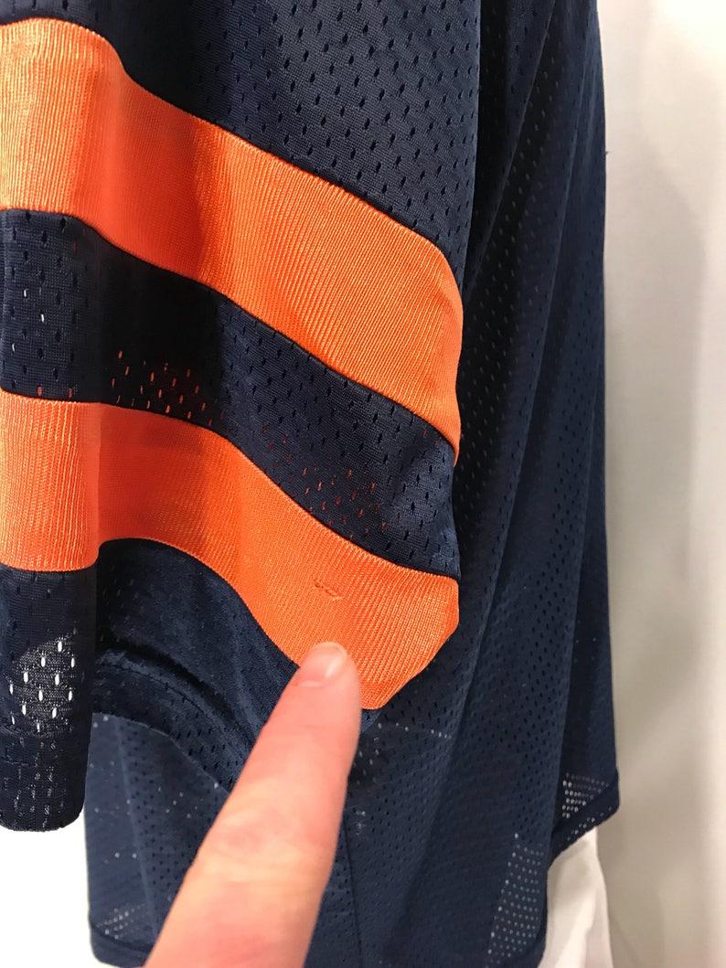 80er Jahre CONVERSE ALL STAR Chuck Taylor Mesh Jersey Stil Shirt Jahrgang Converse Mesh Praxis Trikot Herren Größe XL