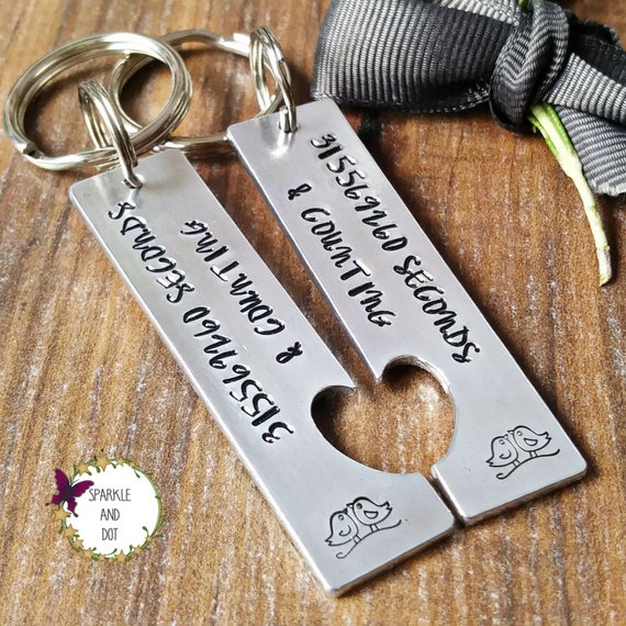 *UK Shop* Silver /'DON/'T LOOK BACK YOU ARE NOT GOING THAT WAY/' Go Forward Keyring
