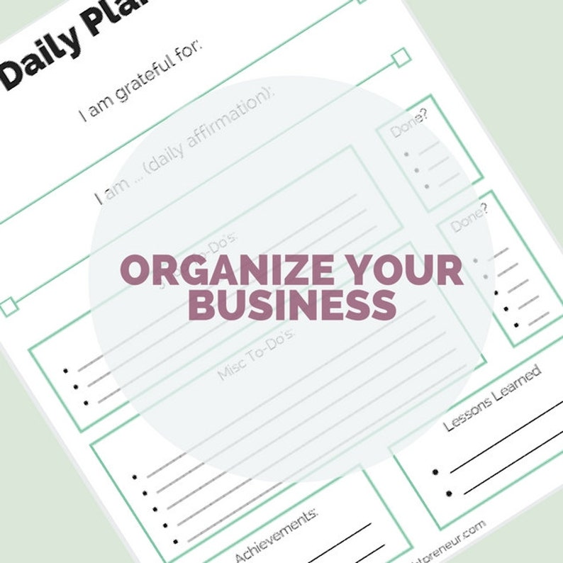 photo regarding Weekly Goal Sheets named Weekly printable package. Purpose sheets. Printable day-to-day planner. Undertaking planner. Arrange Your On the web Workplace planner.