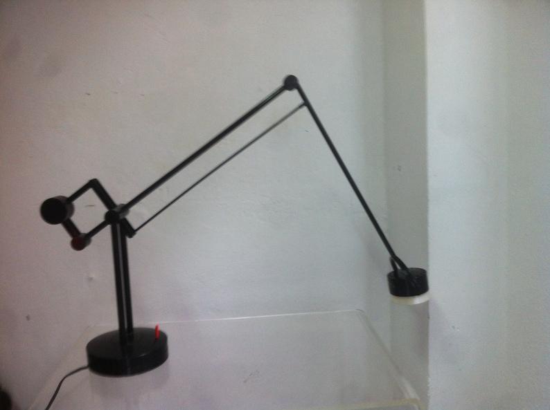 Valentiitaly1980s Valentinaby Vintage Lamp Desk Industrial dBrCQxtsh