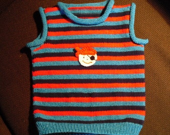 Baby Sweater,hand knitted