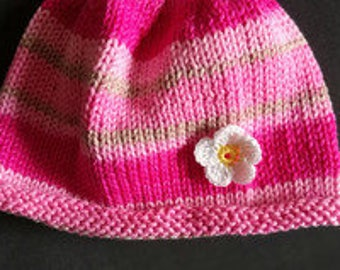 Baby hat, summer has