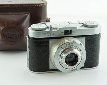 Wirgin Edina w/ Edinar 43mm f3.5 Lens