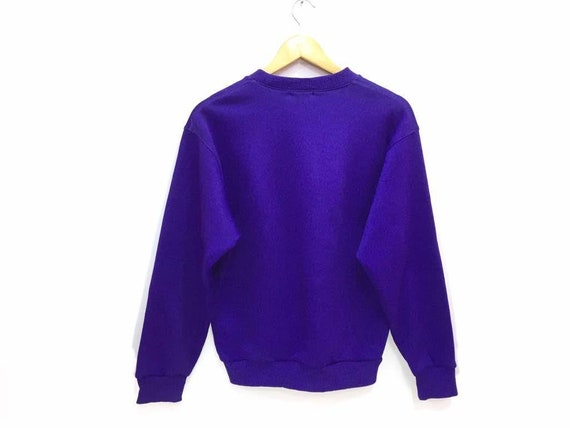 Jumper 80s Pullover Big Vintage Rare Spellout Sweatshirt Logo Adidas wAZBa1qxT