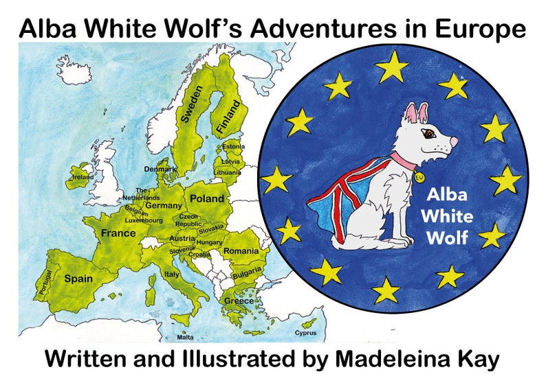 d43e5d187fd4d Alba White Wolf Goes to Europe
