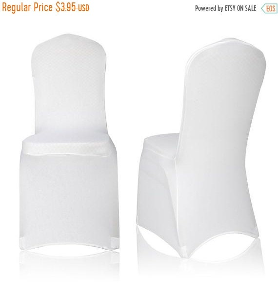 Prime Fall Sale Universal White Polyester Spandex Folding Chair Cover Wedding Party Evergreenethics Interior Chair Design Evergreenethicsorg