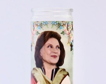 emily gilmore - gilmore girls - prayer candle