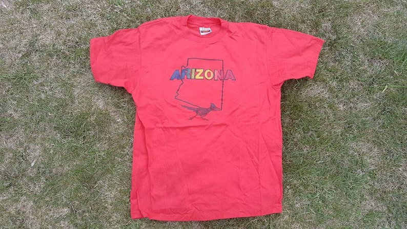 Size XL Vintage Arizona Shirt 80s Arizona Shirt